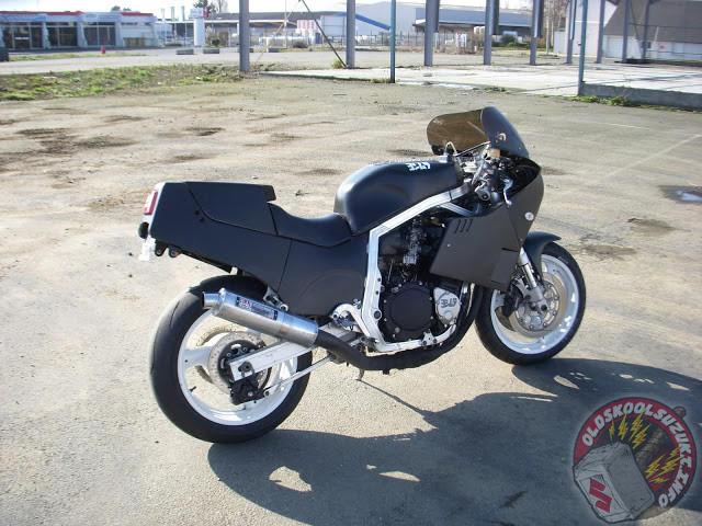 Suzuki GSXR 750 H