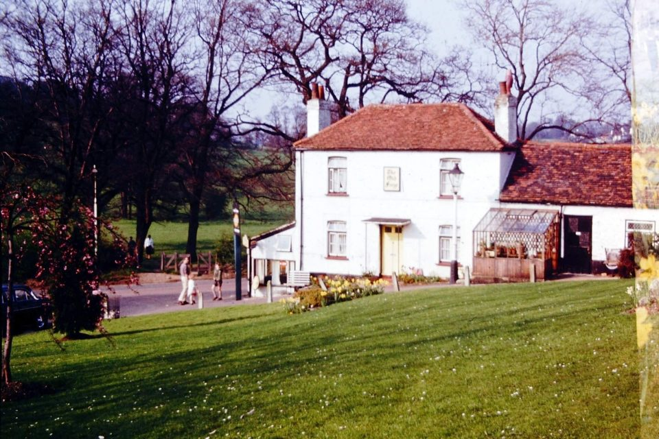 MillHill - Mill-Hill-1964-01-Old-Forge.jpg