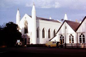 MillHill - Mill-Hill-1969-06-St-Pauls-School-and-Church.jpg