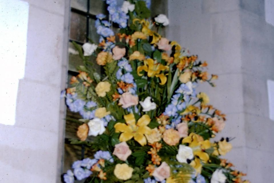 MillHill - Mill-Hill-1980-02-St-Michaels-Flower-Festival-John-Grooms-Artifical-Flowers.jpg