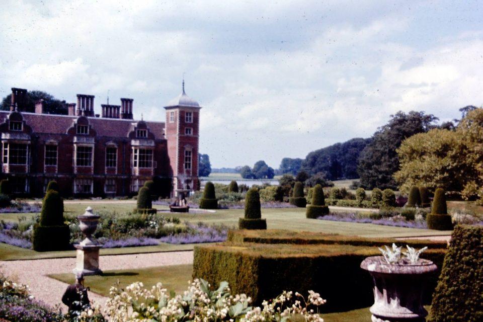 Norfolk - Norfolk-1968-03-Blickling-Hall-House-Garden.jpg