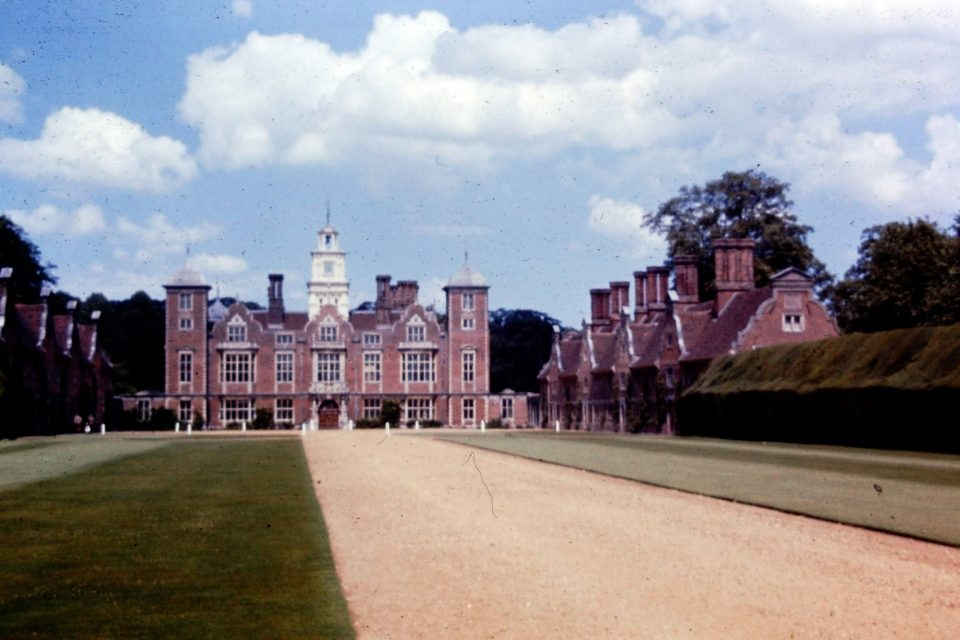Norfolk - Norfolk-1968-04-Blickling-Hall-House-Front.jpg