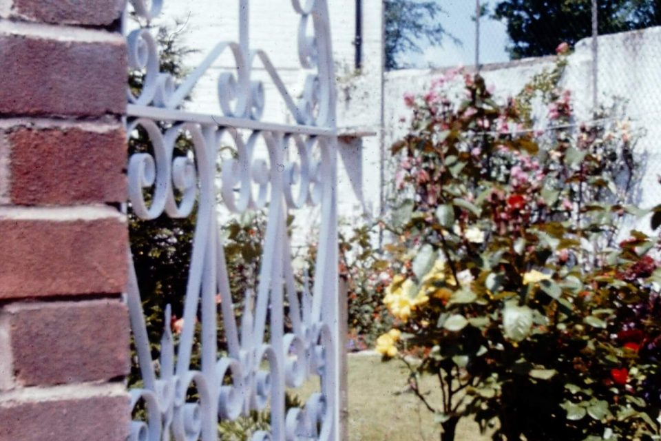 Norfolk - Norfolk-1968-05-Aylsham-A-Garden.jpg