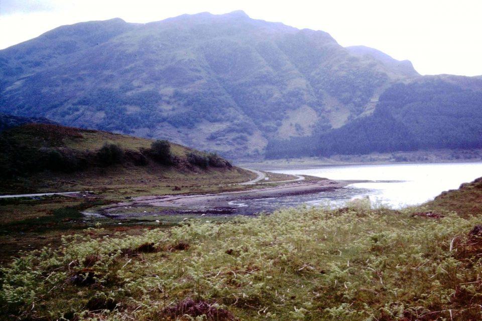 Scotland - Scotland-1979-04-Loch-Cluanie.jpg