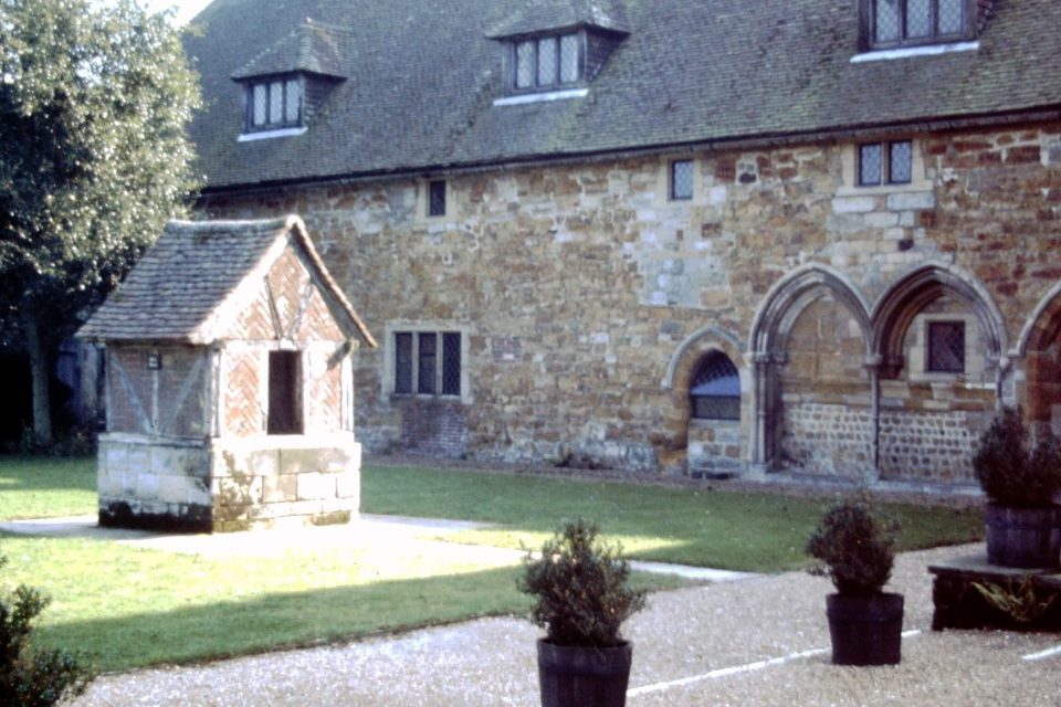 Sussex - Sussex-1970-02-Michelham-Priory.jpg