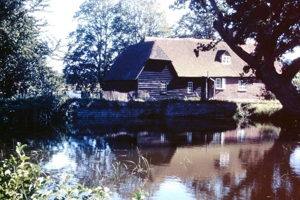Sussex - Sussex-1974-18-Batemans-Mill-Pond.jpg