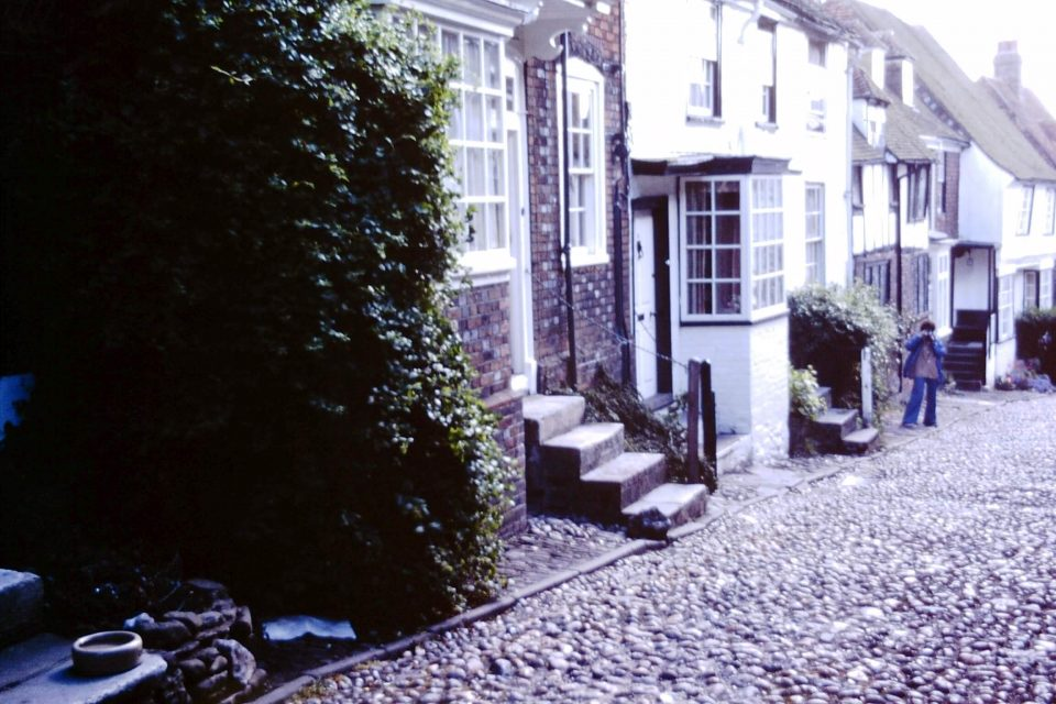 Sussex - Sussex-July-1978-02-Mermaid-Street-Rye.jpg
