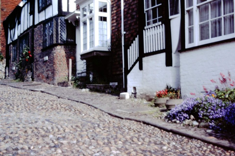 Sussex - Sussex-July-1978-04-Mermaid-Street-Rye.jpg
