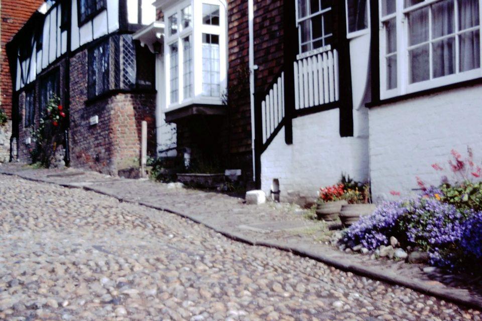 Sussex - Sussex-July-1978-04-Mermaid-Street-Rye.jpg