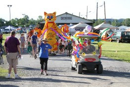 Make way for the Big Cat Parade.