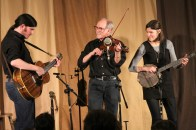 Molsky's Mountain Drifters bring Old-Time back to Old Songs.