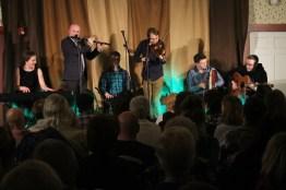 Téada celebrates St. Patricks Day at Old Songs.