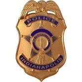 Indianapolis Metropolitan Police Department Badge