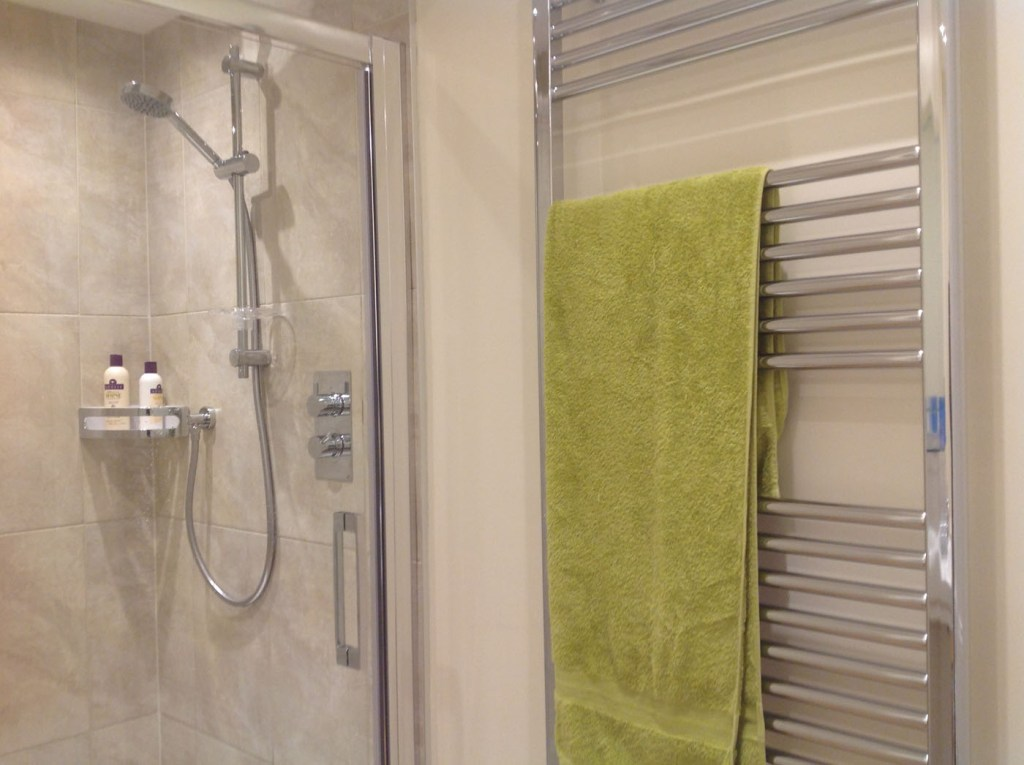 Bathroom with Towel Rail, Old St. Michaels