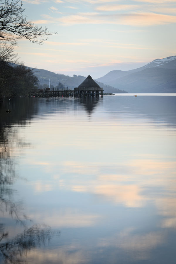 Kenmore & The Crannog