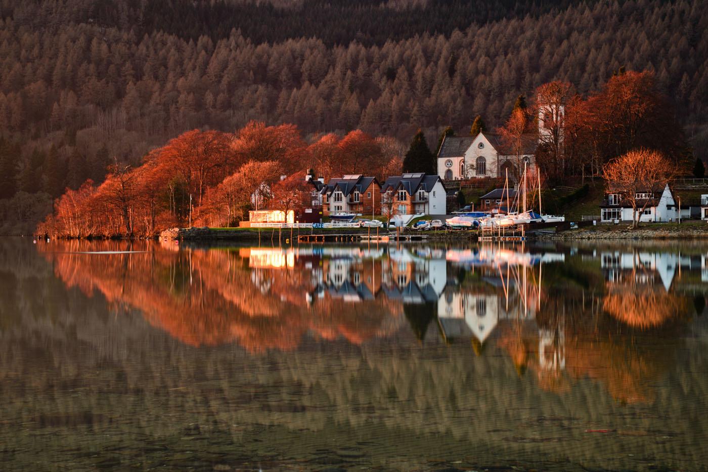 Kenmore Evening, Loch Tay