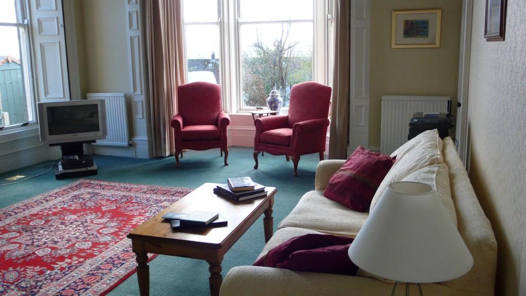 Living Room, Old St. Michaels