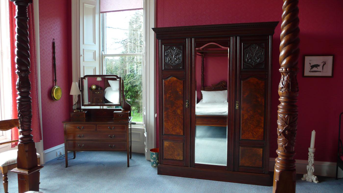 Wardrobe & Dressing Table, Master Bedroom