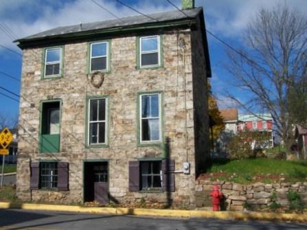 Old Stone Home Newton Hamilton Pennsylvania