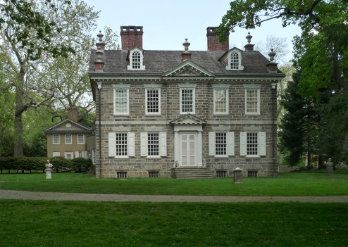Cliveden Mansion, Germantown, Philadelphia