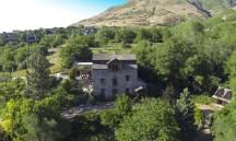 Richards Grist Mill, Farmington, Utah, Mormon mill, old stone mill for sale