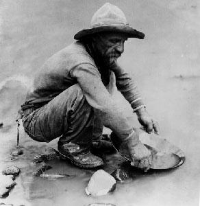Gold Prospector, Southern California