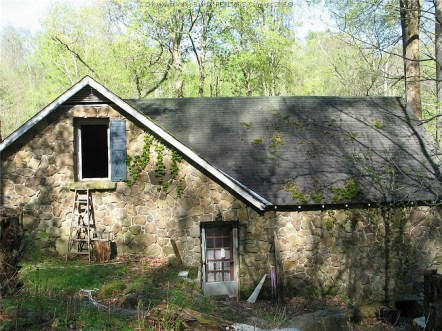 Huntington, West Virginia, stone cottage, old stone homes for sale, old stone houses, historic preservation, masonry, fixer upper for sale