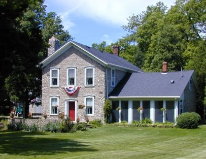 South Bass Island, Ohio, Put in Bay, Key West of Lake Erie, old stone homes for sale, old stone houses for sale, historic homes for sale, Stonehenge, waterfront homes, waterfront properties, Lake Erie waterfront homes