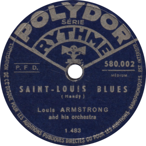 Tiger Rag, recorded November 7, 1934 by Louis Armstrong and his Orchestra.