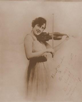 Violet Goulet