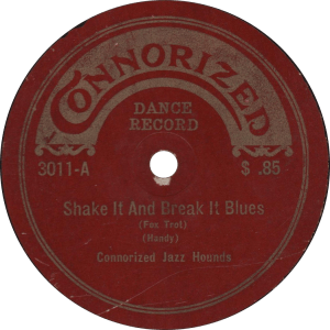 Shake It and Break It Blues