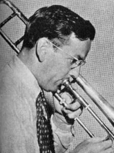 Glenn Miller. From Esquire's Jazz Book, 1944.