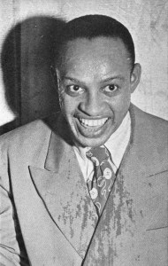 Lionel Hampton. From Esquire's Jazz Book, 1944.
