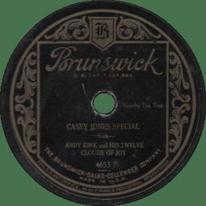 Casey Jones Special