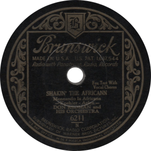 Shakin' the Africann