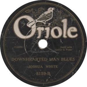 Downhearted Man Blues