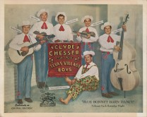 Clyde Chesser and his Texas Village Boys