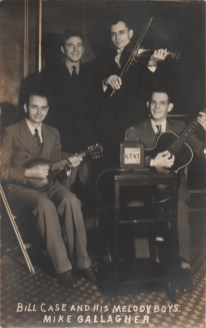 Bill Case and his Melody Boys