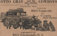 Otto Gray and his Oklahoma Cowboys