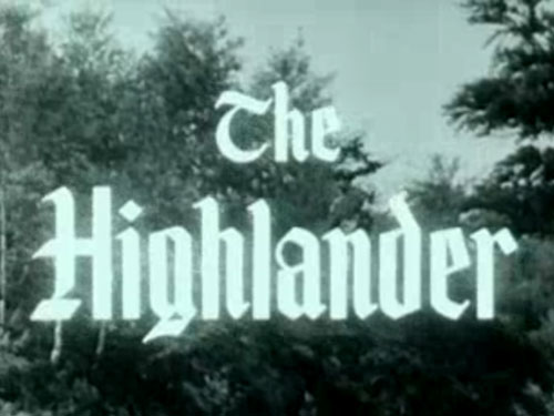 Robin Hood 013 - The Highlander