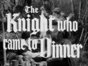 Robin Hood 007 – The Knight Who Came to Dinner