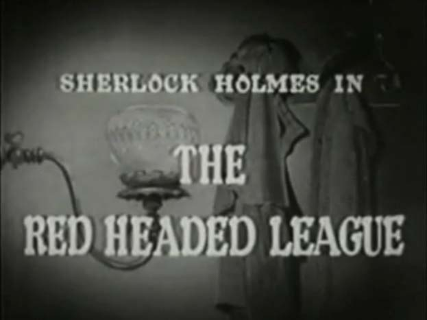 Sherlock Holmes 11 - The Case of the Red Headed League