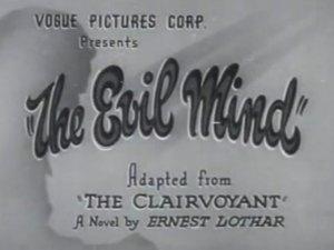 The Evil Mind
