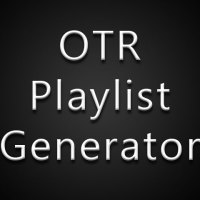 Old Time Radio Playlist Generator
