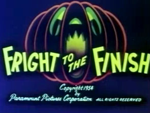 Popeye – Fright to the Finish