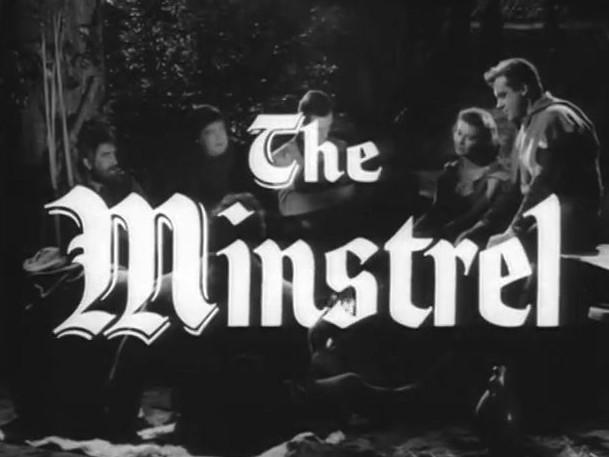 Robin Hood 111 - The Minstrel