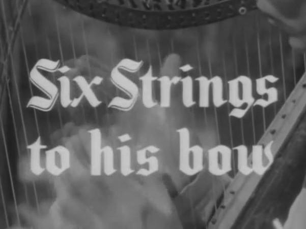 Robin Hood 124 - Six Strings to his Bow