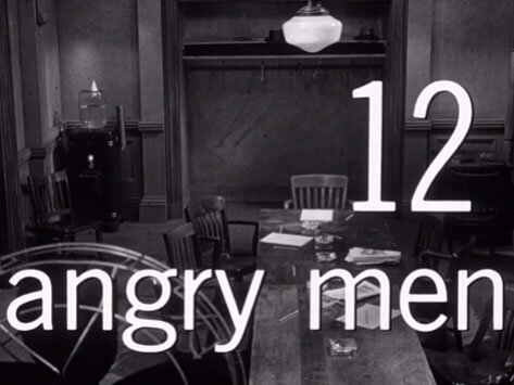 12 Angry Men - 1957