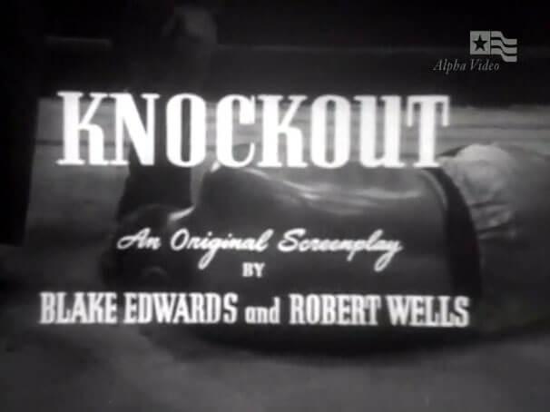 Four Star Playhouse 008 - Knockout - 1953
