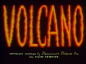 Superman – Volcano